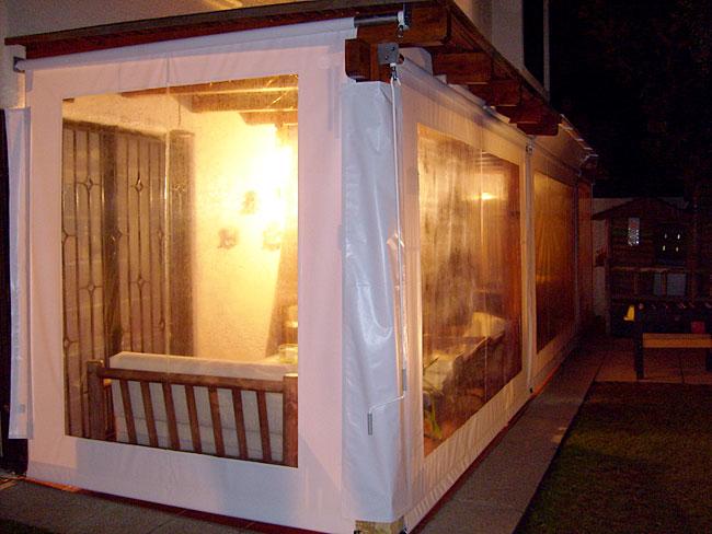 Atoldosol cierres de terrazas telones y velas for Herrajes de aluminio para toldos