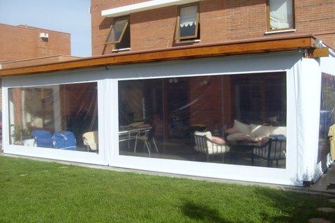 Atoldosol quitasoles carpas toldos cierres de terraza - Fotos de cerramientos de terrazas ...